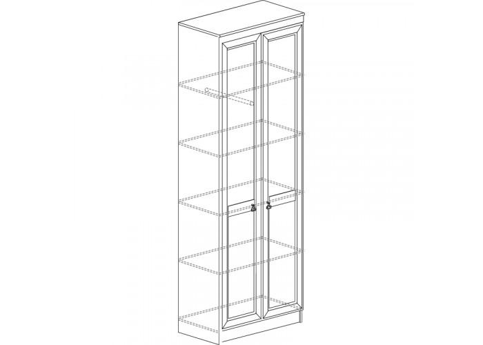 Модуль №615 Шкаф для одежды Инна