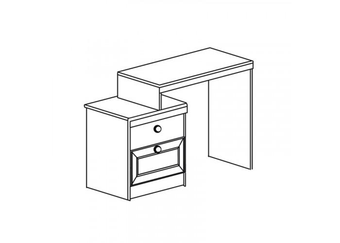 Модуль №630 Стол туалетный Инна