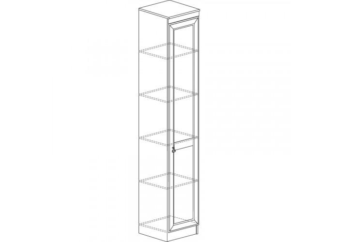 Модуль №616 Шкаф для одежды Инна