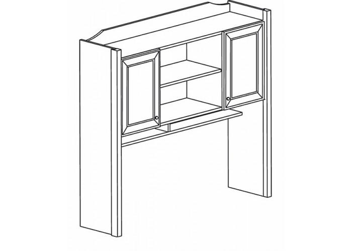 Модуль №537 Надставка стола Леон