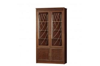 Модуль №184 Шкаф для книг Лючия дуб оксфорд