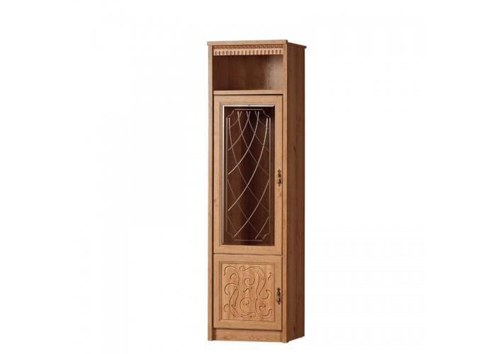 Модуль №185 Шкаф для посуды Лючия дуб ридинг