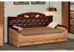Модуль №850 Кровать Ралли 900х2000 с ящиками