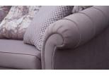 Диван-кровать с оттоманкой (ППУ) №42 «Вегас-К»
